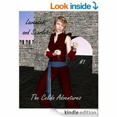 Amazon.com: Lavender and Scarlet (The Celida Adventures) eBook: Jennifer Rash: Books