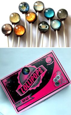 What does the Earth taste like? You can now tell. Check it out ==> http://gwyl.io/planet-lolipops/