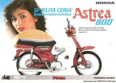 Vintage Bike Commercial (Indonesia) lol