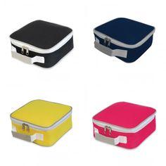 Shugon Childrens/Kids Zip up Sandwich Lunch/Food Box/Bag (4 Litres)