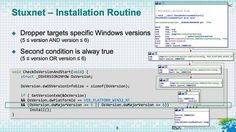 Win 95 code gaffe nearly made Stuxnet Suxnet, say infosec blokes