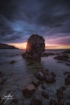 "Cala Media Luna I. - Parque Natural de Cabo de Gata (Almería, Spain).  You can visit my <a><a href=""https://www.facebook.com/Ignaman.Photography""> Facebook Photography Page</a> and leave your opinions."