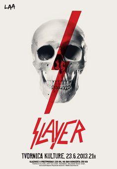 Slayer - Vesna Horvat - 2013 ----