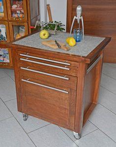 carrello attrezzato per cucina dimensioni larghezza cm 74 altezza cm 80 profondit cm 60 variabili