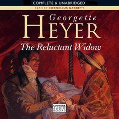The Reluctant Widow by Georgette Heyer, read by Cornelius Garrett