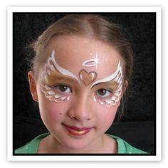 Maquillage enfant – Ange