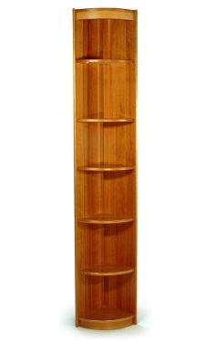 Corner Bookcase Furniture | Corner Bookshelf Design
