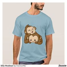 Silly Monkeys! T-Shirt
