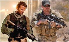 American Sniper is a new American biographical movie, based on the novel of Chris Kyle, and directed by Clint Eastwood. Starring Bradley Cooper and Sienna Miller, Cooper plays Chris Kyle. Best Movies List, Movies 2014, Movie List, Good Movies, Navy Seal Wallpaper, War Film, Clint Eastwood, Navy Seals, Guardians Of The Galaxy