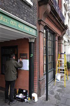 Maggs Bros. Ltd. est. 1853/Rare Books, Manuscripts, Autographs/Opening new premises in 46 Curzon St, Mayfair, W1J 7UH, 27 November 2015 /spitalfieldslife.com