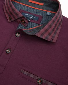 VINCHEY - Men's style, accessories, mens fashion trends 2020 Polo Rugby Shirt, Mens Polo T Shirts, Mens Tees, Men's Polo, Ted Baker, Surf Wear, Brand Collection, Moda Emo, Shirt Designs
