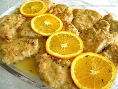With a Grateful Prayer and a Thankful Heart: Chicken Francese