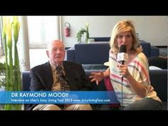 Dr Raymond Moody - NDE Near Death Experience - Author of  Life After Life