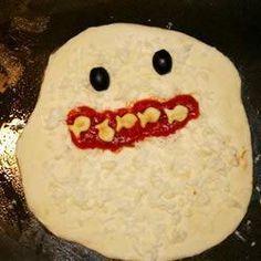Pizzabodem uit de Broodmachine @ http://allrecipes.nl