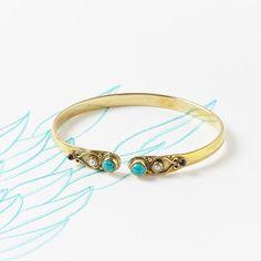 Hey, I found this really awesome Etsy listing at https://www.etsy.com/listing/195143260/boho-turquoise-bangle-turquoise-bracelet