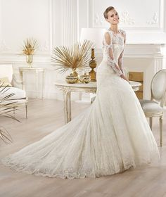 Pronovias 2014 Atelier Collection.