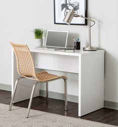 Browse The Modular Desk From ClosetMaid.
