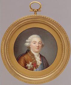 Louis XVI, Jean-Laurent Mosnier, 1790