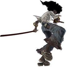 Afro - Afro Samurai
