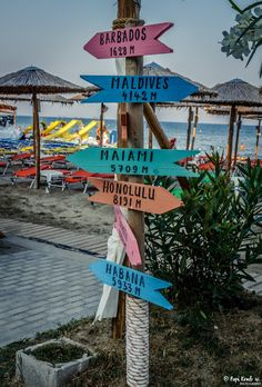 Waiting for summer © Popi Kmb Few photos from this locations sign from my trip in Paralia Katerinis the summer of I think it's a. Corfu, Photo Art, Greece, My Photos, Waiting, Landscapes, Patio, Country, Awesome