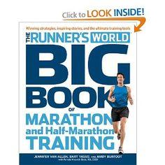 Algumas indicações de leitura sobre corrida e maratonas