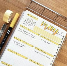 bullet journal happy little good morning in a cute breakfast nook , quiet and pe. bullet journal h Bullet Journal 2019, Bullet Journal Notes, Bullet Journal Spread, Bullet Journal Layout, Bullet Journal Inspiration, Bullet Journal For School, Bullet Journal Water Tracker, Daily Journal, Journal Pages
