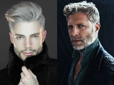 Check Out 20 Amazing Gray Hairstyles For Men. Whenever age you are, this is doesn't matter, you can stay stylish and trendy with our mens hairstyles.