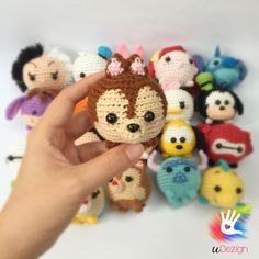 This pattern is available only in English language. For those who love cute…