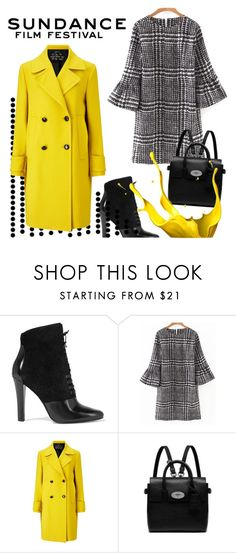 """""""sundance outfit"""" by janesmiley ❤ liked on Polyvore featuring 3.1 Phillip Lim, James Lakeland and Mulberry"""