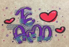 I love you Love❤❤❤❤- Te amo Amor❤❤❤❤ I love you Love❤❤❤… - Modern Graffiti Font, I Love You, My Love, Homescreen Wallpaper, Love Phrases, Messages, Creative Gifts, Origami, Birthday Gifts