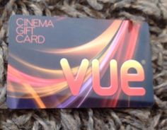 Vue #cinema gift card  #voucher £15,  View more on the LINK: http://www.zeppy.io/product/gb/2/262610569459/