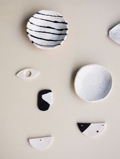 DOTS AND DASHES ● Handmade ceramics by Uinverso