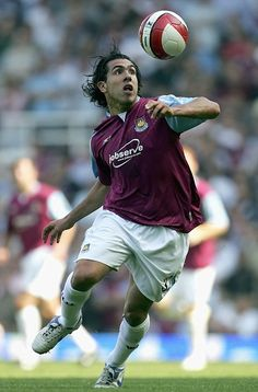 ~ Carlos Tevez on West Ham ~