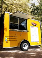 Atlanta's first and only grilled cheese truck