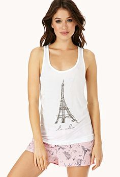 #F21CRUSH @Forever 21 Le Chic PJ Set | FOREVER21 - 2000109790