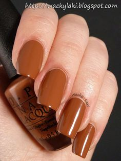 OPI - A-Piers to be Tan