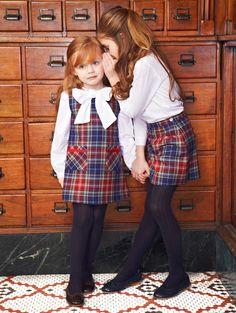 Girls ~ Oscar de la renta - fall/holiday 2014 collection
