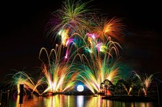 Illuminations: Reflections of Earth #disney #epcotfutureworld