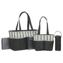Koala Baby 5-in-1 Diaper Bag - Black $27.99 Babies R Us