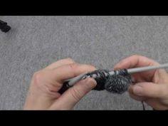 Örgüden Baloncuklu Boyunluk Yapımı, Çok Şık ve Kolay Örgü Modeli - YouTube