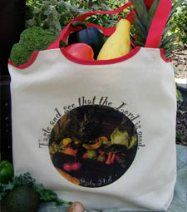 Designed Healthy Living, Treasures of Healthy Living Bag $11.00