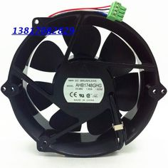 82.00$  Buy now - http://ali6mt.worldwells.pw/go.php?t=32704158285 - Free Shipping NEW and Original For delta ahb1748ghg 48v 1.82a 4 wire pwm cooling fan 82.00$