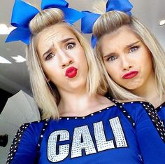 Smoed Twins! .... their not really twins though(: