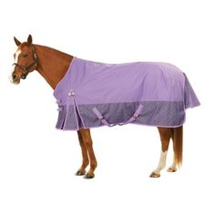 Centaur 1200D Rainbow Horse Turnout Sheet available at HorseLoverZ