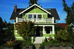 Seattle bungalow