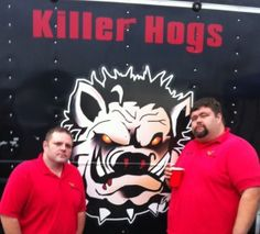 Killer Hogs BBQ Cooking Team - Competition BBQ
