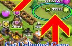 Unlimited Gems Clash of Clans hile apk mod