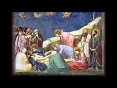 Smarthistory on Giotto's Lamentation, Arena (Scrovegni) Chapel, Part 3 of 4 - YouTube