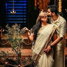 Kerala Wedding Photography, Wedding Couple Poses Photography, Indian Wedding Photography, Autumn Photography, London Photography, Couple Picture Poses, Couple Photoshoot Poses, Pre Wedding Photoshoot, Couple Posing