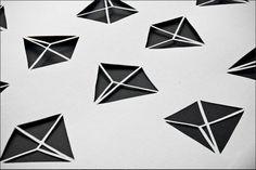 Diamants noirs - Designer Michael Hansen